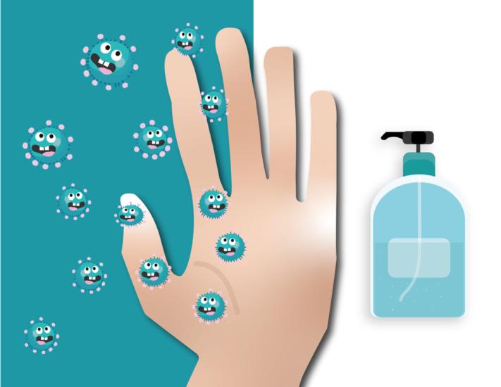 cel mai bun dezinfectant maini