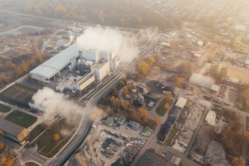 aer curat cu pompe industriale grundfos
