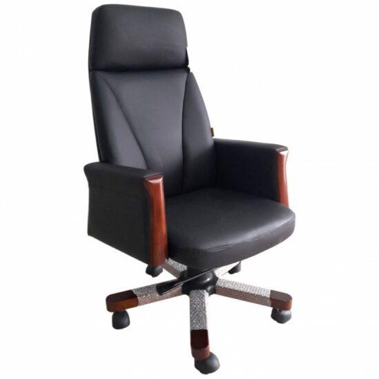 scaune directoriale negre