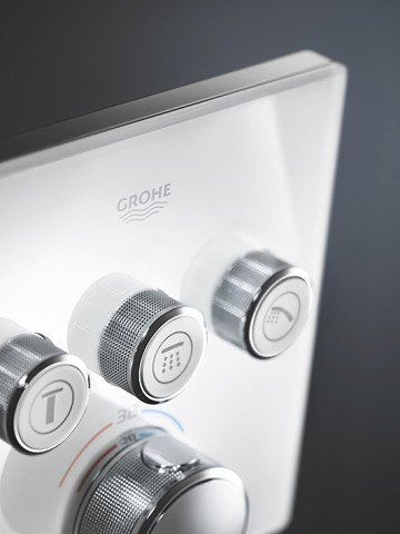 baterii incastrate grohe