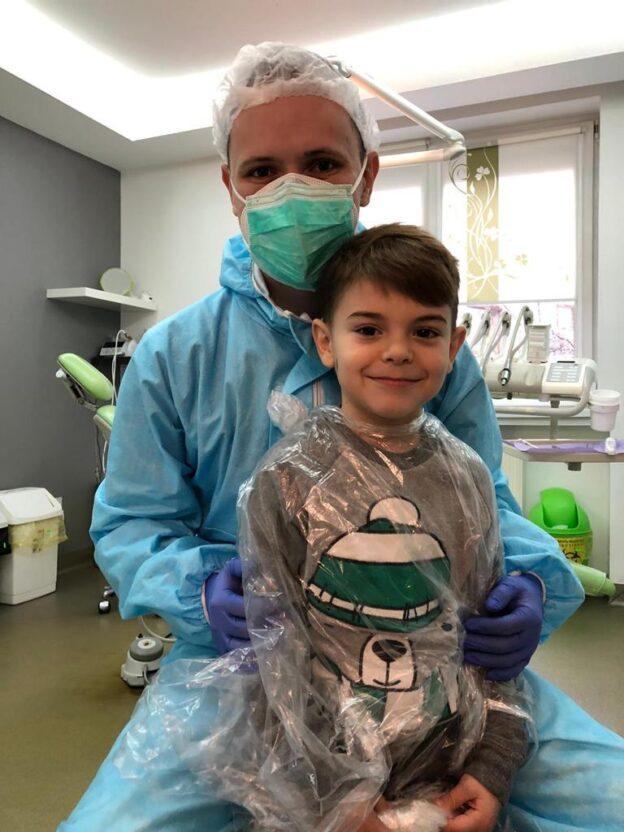 dentist copii Bucuresti