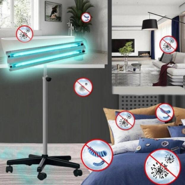 Lampi bactericide UVC